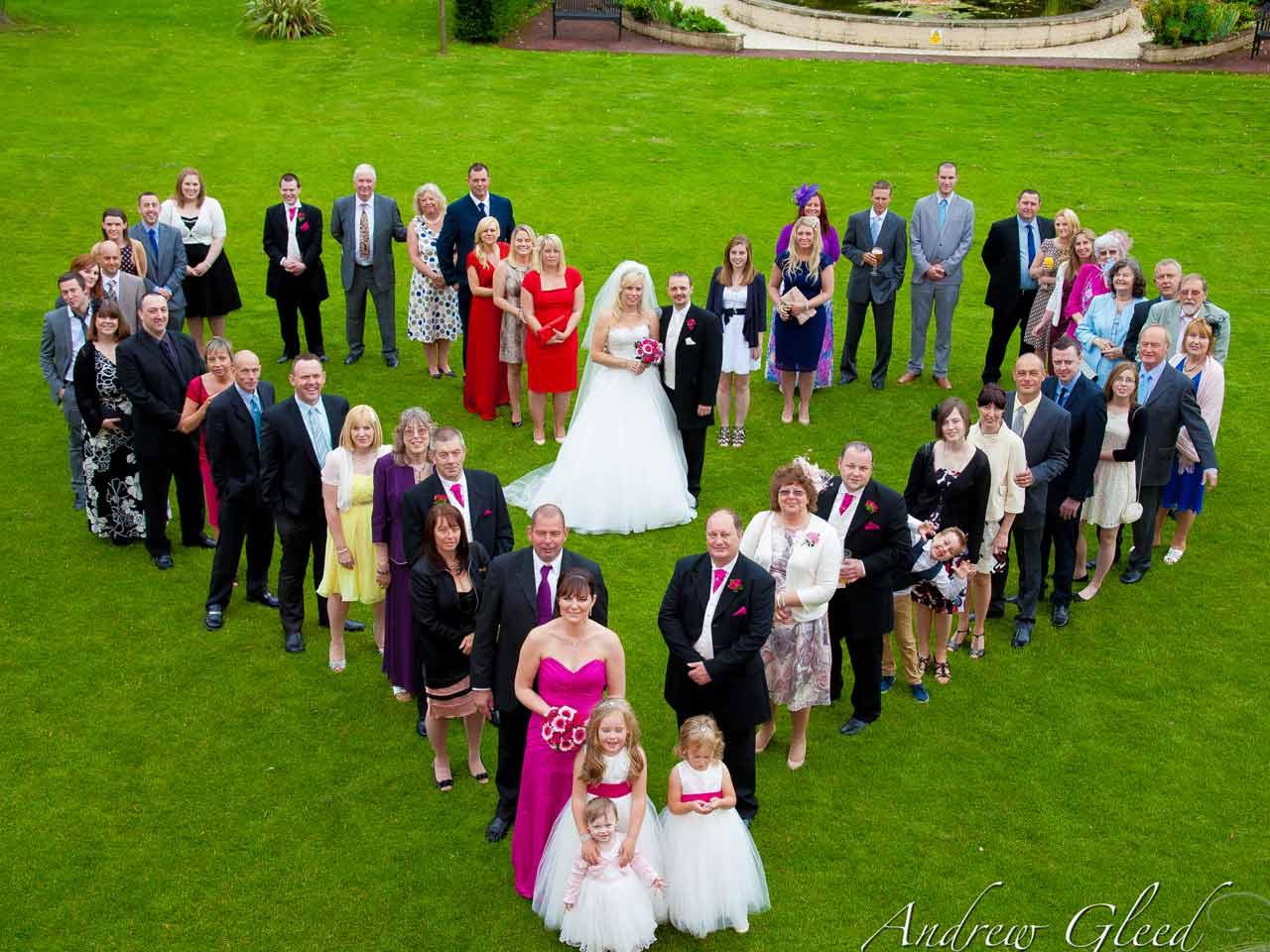 Slough Hotel Wedding Venue Gallery
